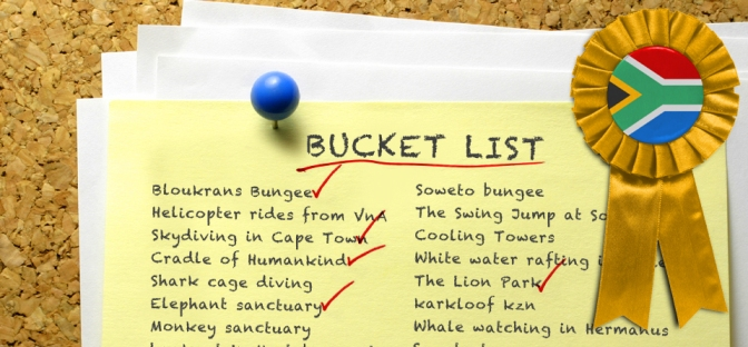 Quiz: What Should Be On Your Bucket List